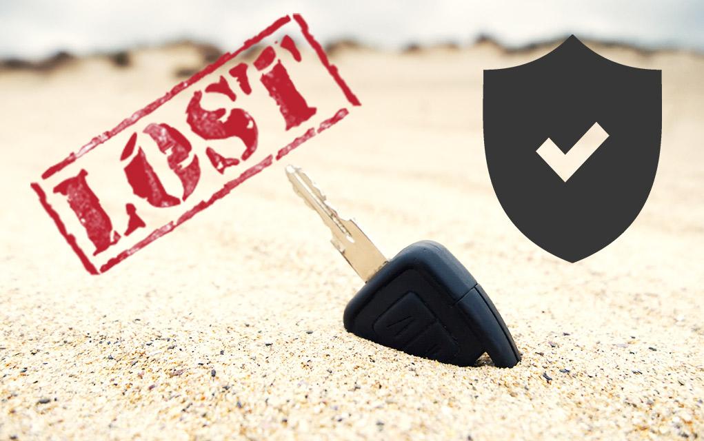 Schlüssel verloren – Zahlt die Versicherung bei Schlüsselverlust?