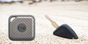 Wasserfester Schlüsselfinder: Tile Sport Key-Finder Test